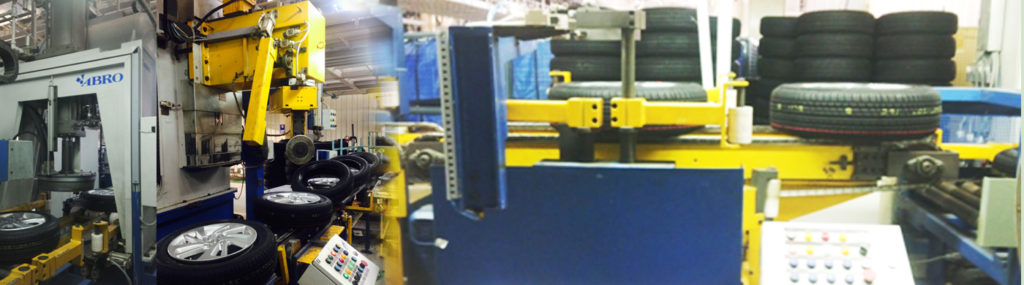 High Production Balancing Machines
